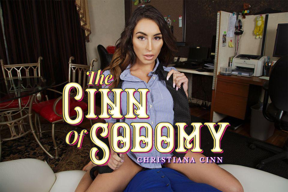 The Cinn of Sodomy with Christiana Cinn – BaDoinkVR