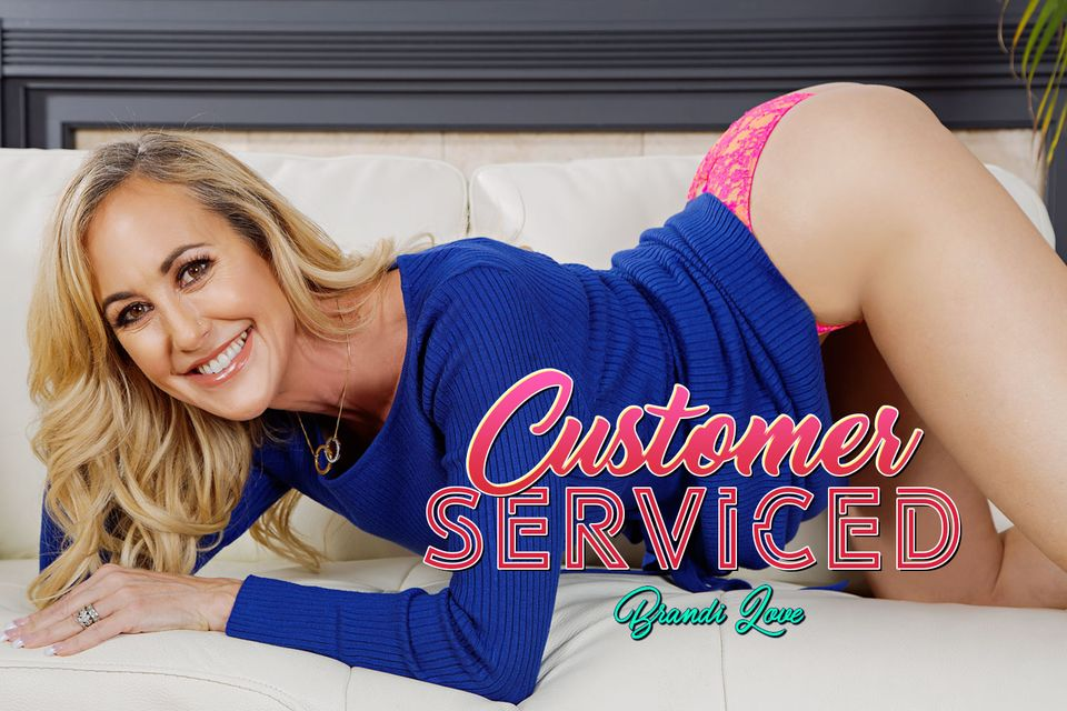 Customer Serviced with Brandi Love – BaDoinkVR
