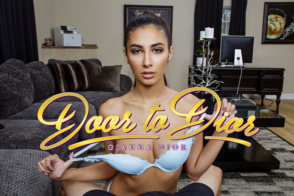 Door To Dior with Gianna Dior – BaDoinkVR