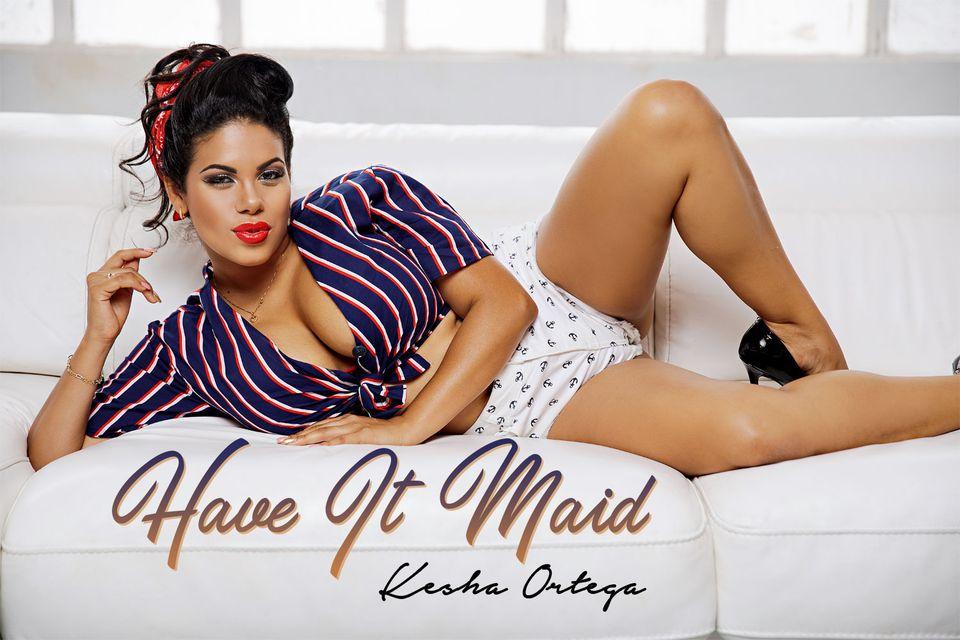 Have it Maid with Kesha Ortega – BaDoinkVR