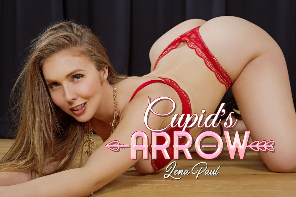 Cupid's Arrow with Lena Paul – BaDoinkVR