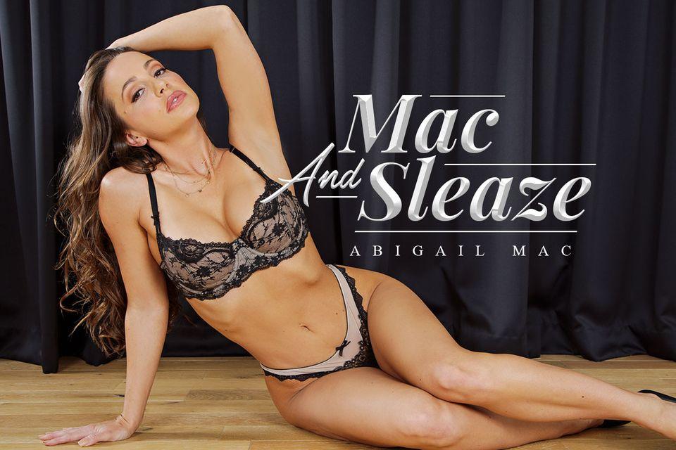 Mac And Sleaze with Abigail Mac – BaDoinkVR