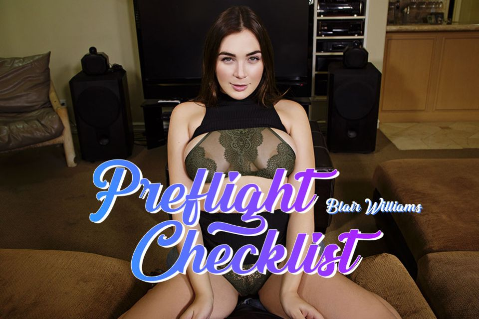 Preflight Checklist with Blair Williams – BaDoinkVR