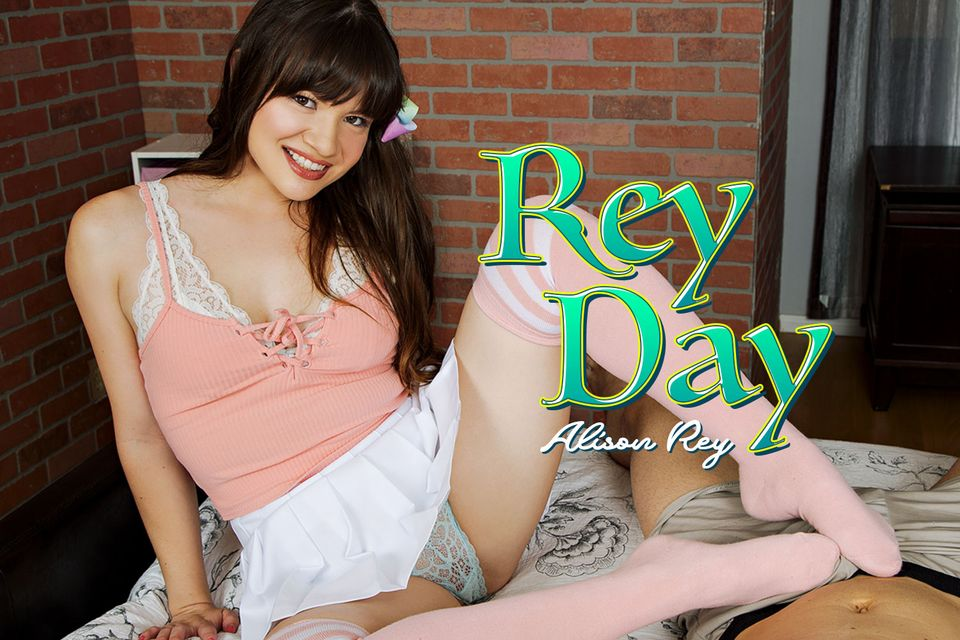 Rey Day with Alison Rey – BaDoinkVR