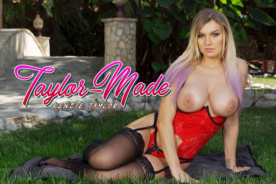 Taylor-Made with Kenzie Taylor – BaDoinkVR