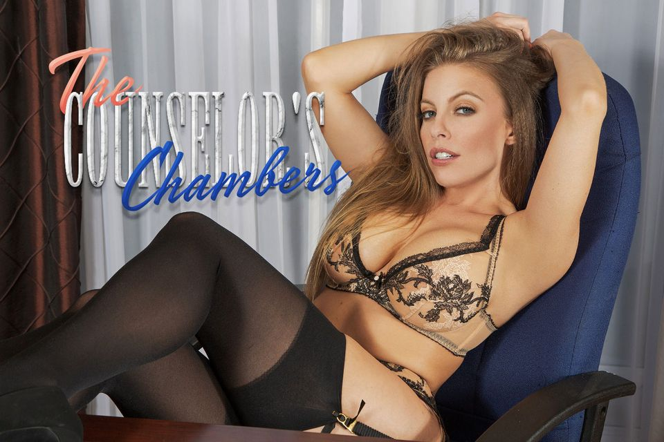 The Counselor's Chambers with Britney Amber – BaDoinkVR