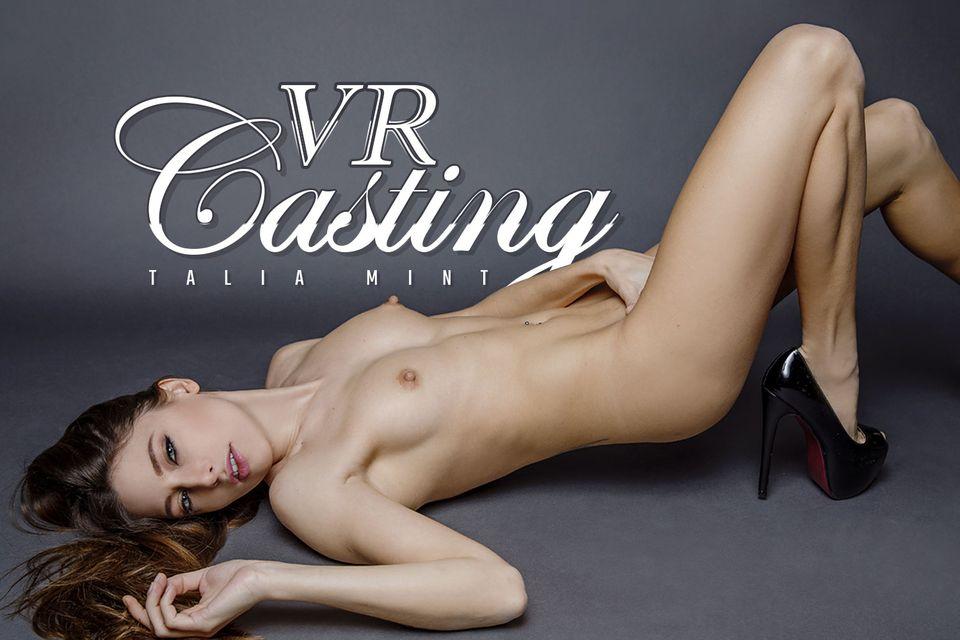 VR Casting with Talia Mint – BaDoinkVR