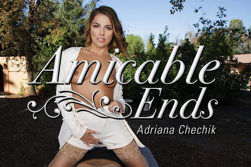 Amicable Ends with Adriana Chechik – BaDoinkVR