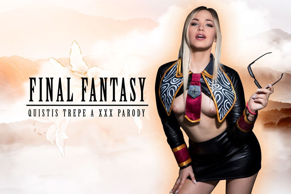 Final Fantasy: Quistis Trepe with Selvaggia Babe – VRCosplayX