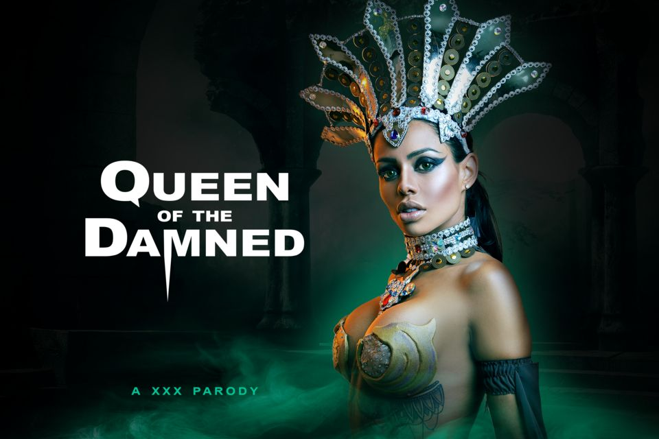 Queen of the Damned with Canela Skin – VRCosplayX