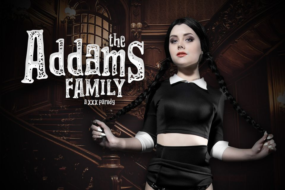 The Addams Family with Emily Cutie – VRCosplayX