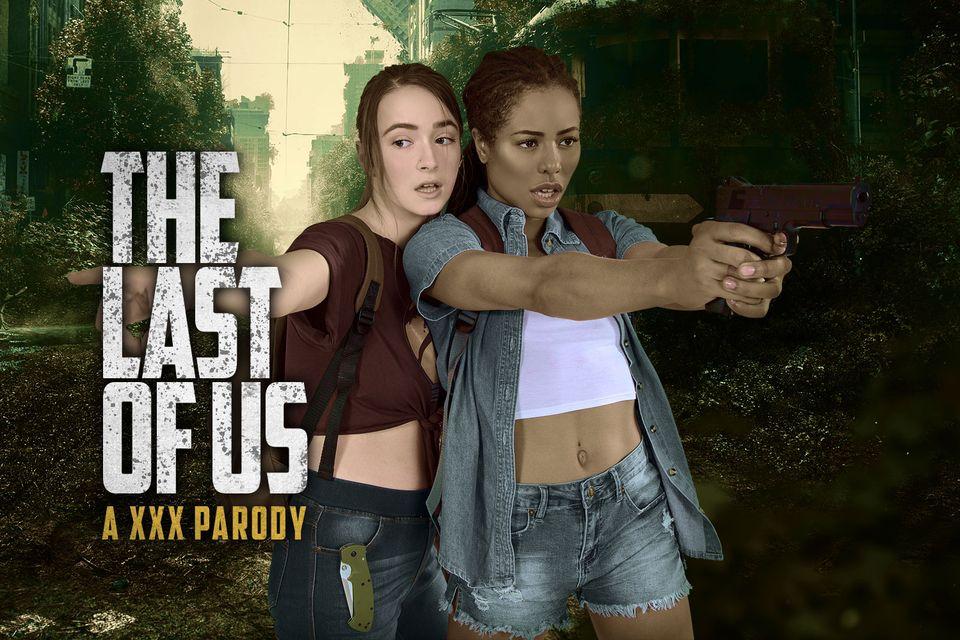 The Last of Us with Kira Noir, Hazel Moore – VRCosplayX