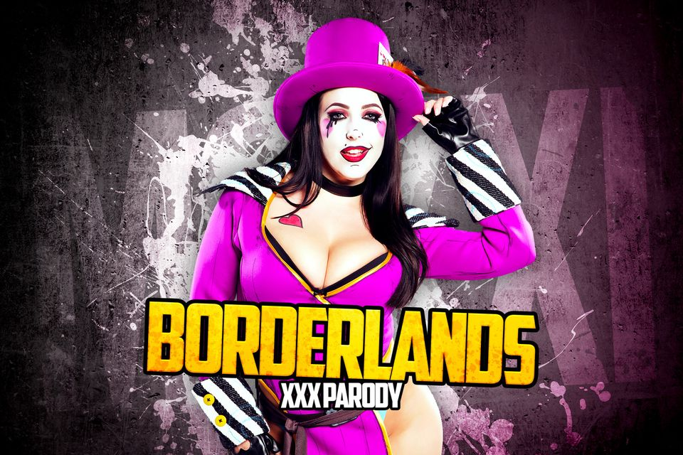 Borderlands: Mad Moxxi with Angela White – VRCosplayX