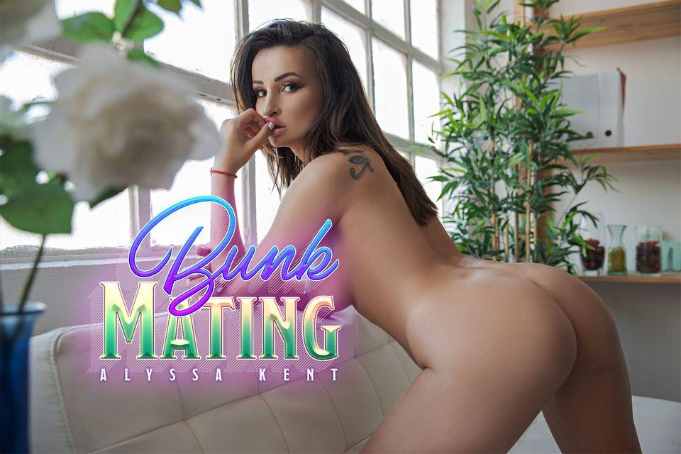 Bunk Mating with Alyssa Kent – BaDoinkVR