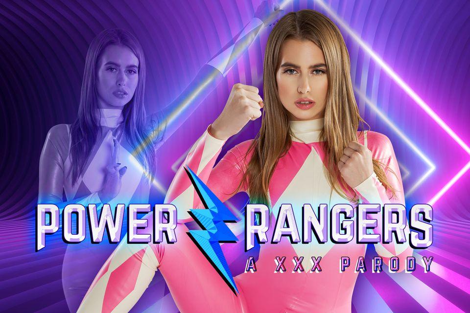 Power Rangers A XXX Parody with Jill Kassidy – VRCosplayX