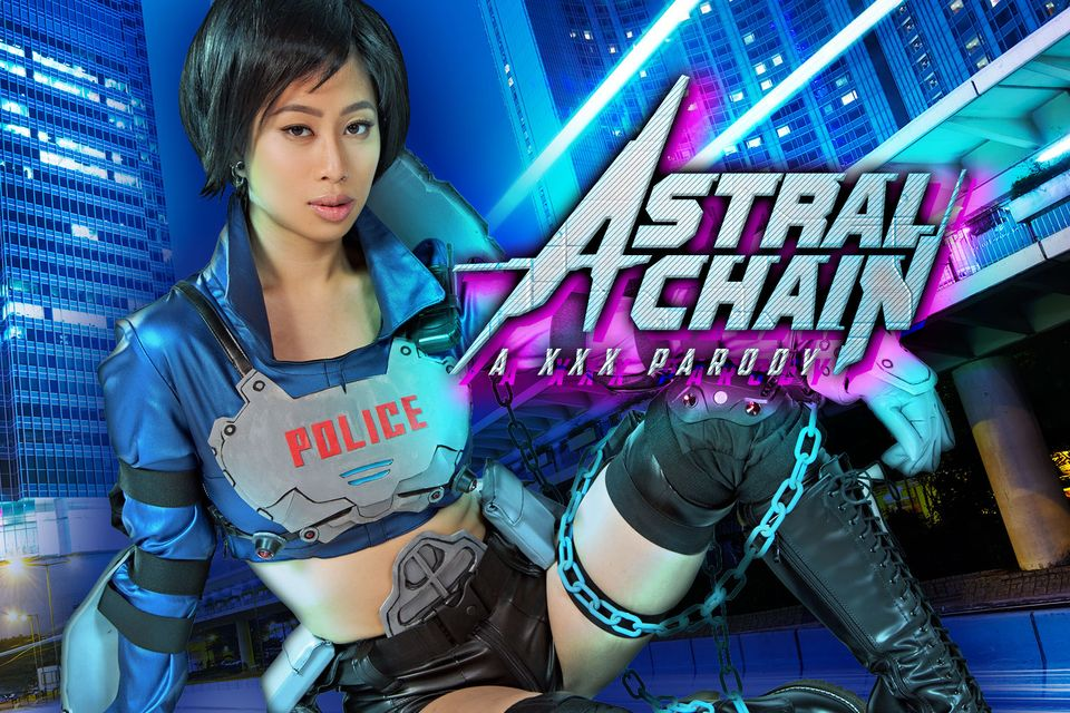 Astral Chain A XXX Parody with Jade Kush – VRCosplayX