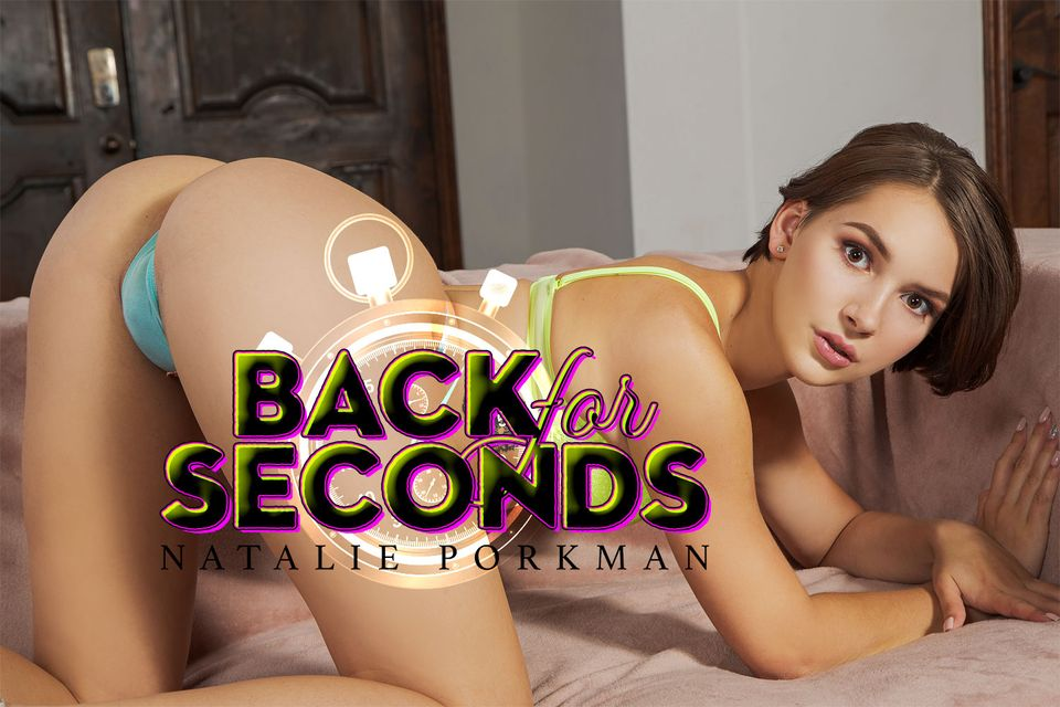 Back For Seconds with Natalie Porkman – BaDoinkVR