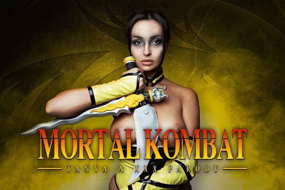 Mortal Kombat: Tanya A XXX Parody with Alyssia Kent – VRCosplayX
