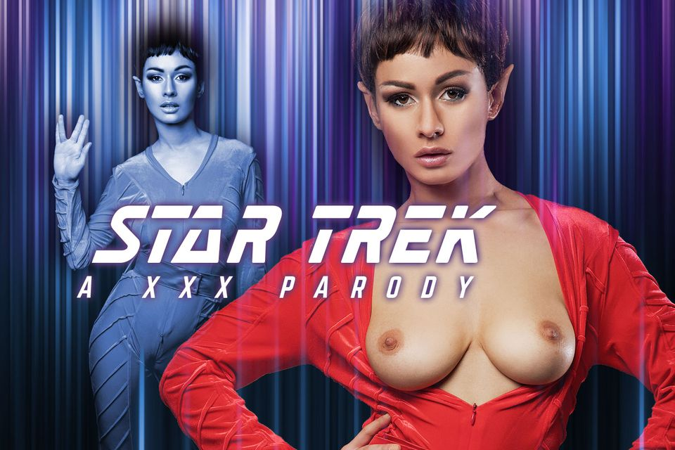 Star Trek Enterprise A XXX Parody with Stacy Bloom – VRCosplayX
