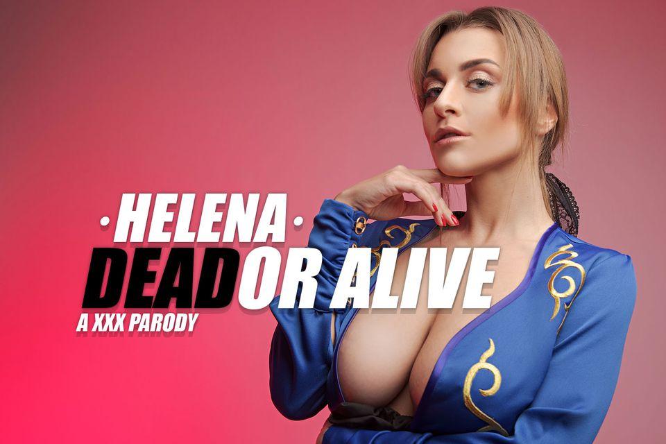 DOA: Helena Douglas A XXX Parody with Josephine Jackson – VRCosplayX