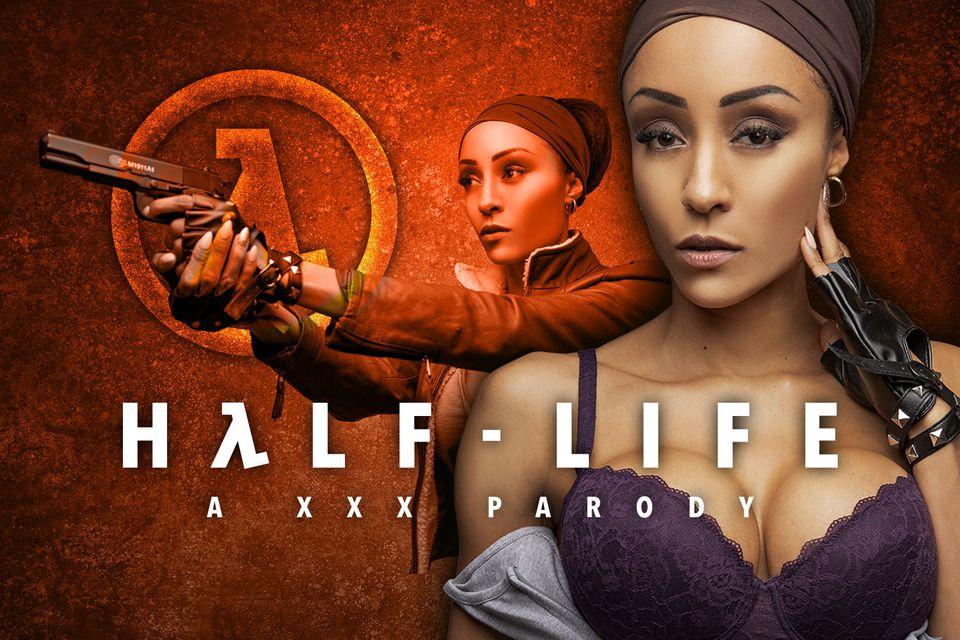 Half Life A XXX Parody with Alyssa Divine – VRCosplayX