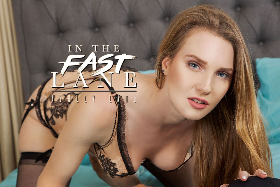 In The Fast Lane with Ashley Lane – BaDoinkVR