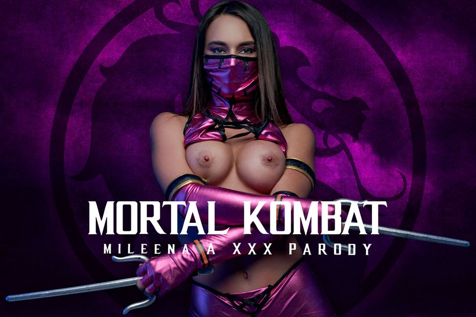 Mortal Kombat: Mileena A XXX Parody with Lana Roy – VRCosplayX