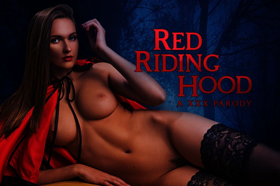 Red Riding Hood A XXX Parody with Stacy Cruz – VRCosplayX