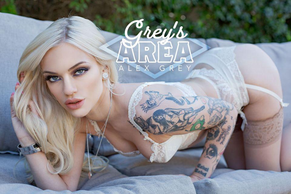 Grey's Area with Alex Grey – BaDoinkVR