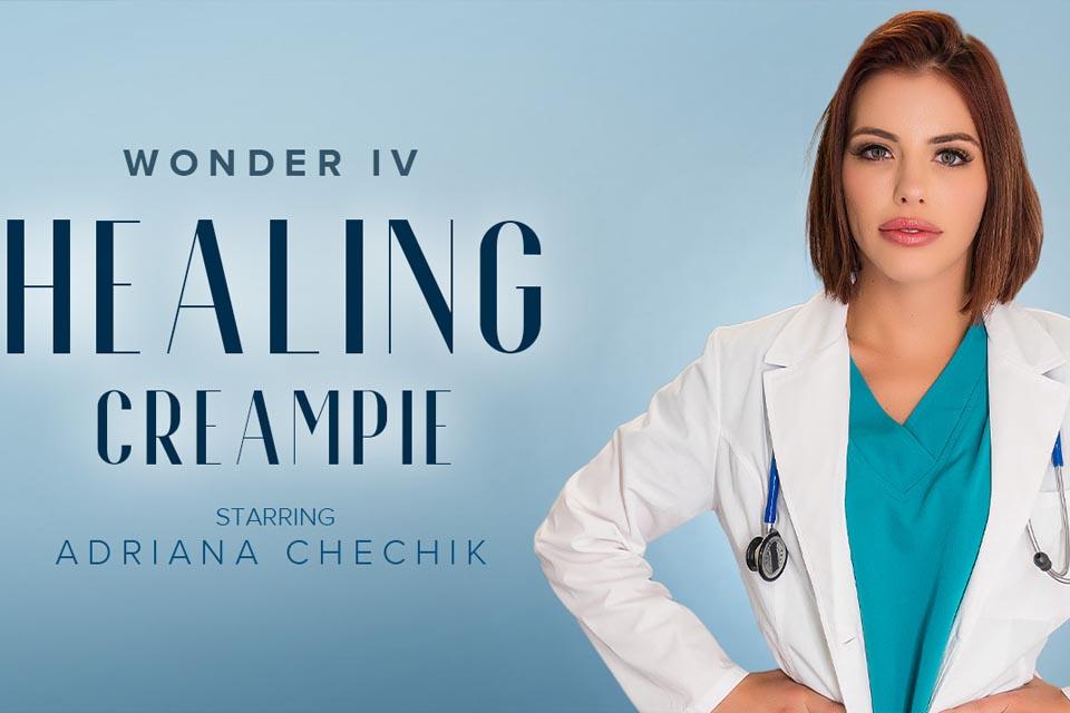 5 Wonders of Chechik: Healing creampie with Adriana Chechik – VRBangers