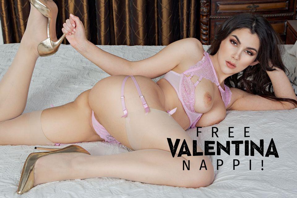 Free Valentina Nappi! – BaDoinkVR