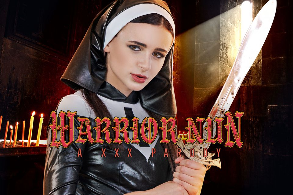 Warrior Nun A XXX Parody with Kate Rich – VRCosplayX