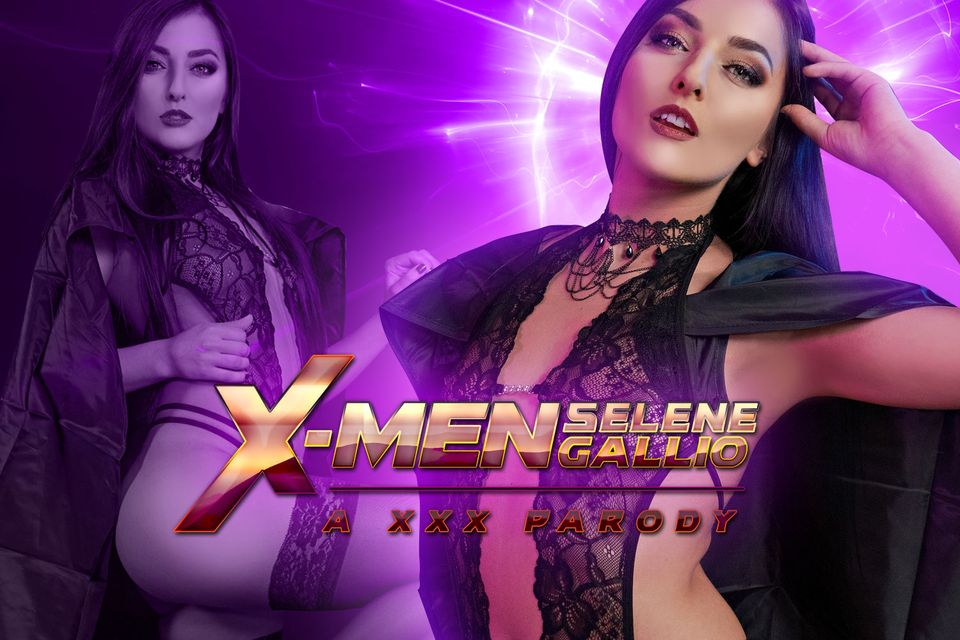 X-Men: Selene Gallio A XXX Parody with Katy Rose – VRCosplayX