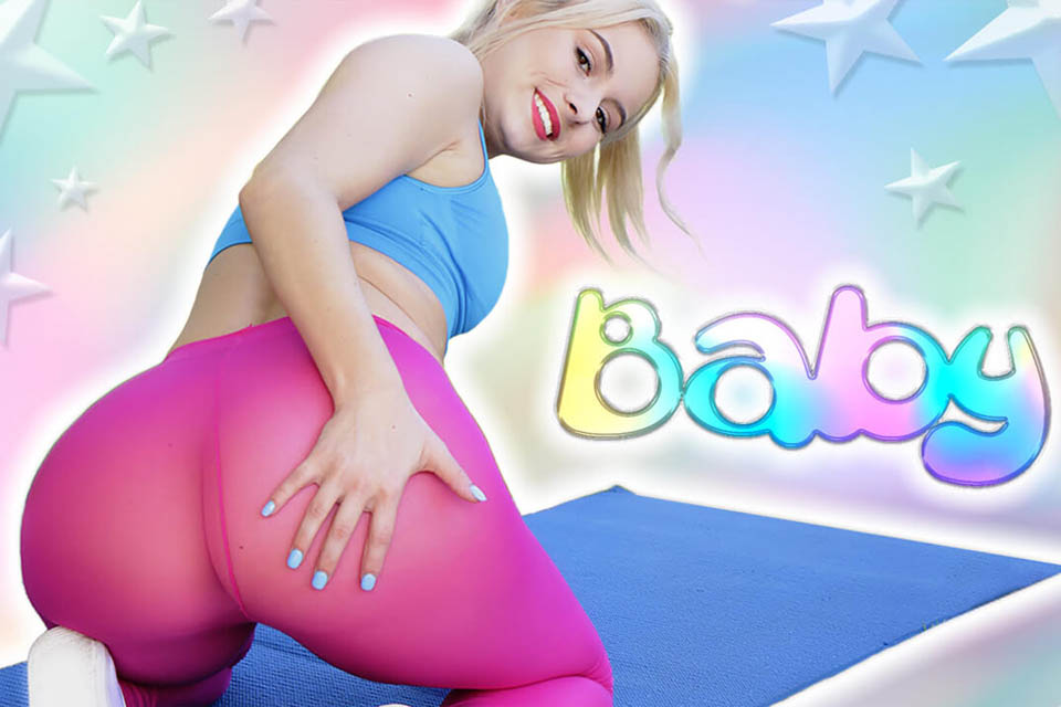 Baby Yoga with Aria Banks – SexLikeReal