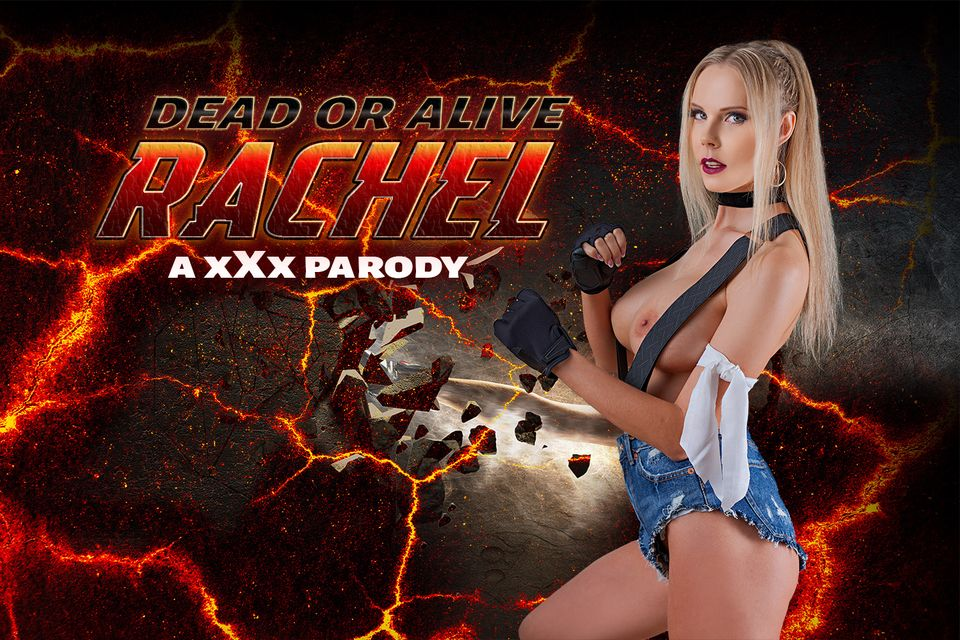Dead or Alive: Rachel A XXX Parody with Florane Russell – VRCosplayX