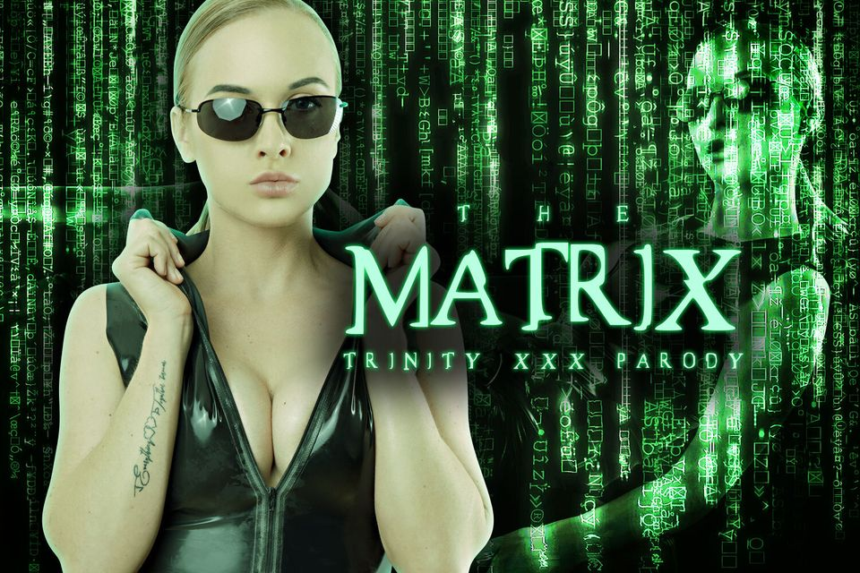 The Matrix: Trinity A XXX Parody with Vinna Reed – VRCosplayX