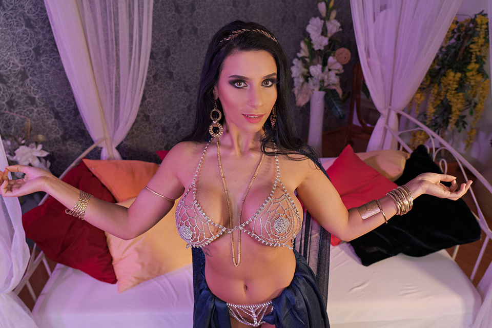 Dejah Thoris A XXX Parody with Nelly Kent – VRCosplayX