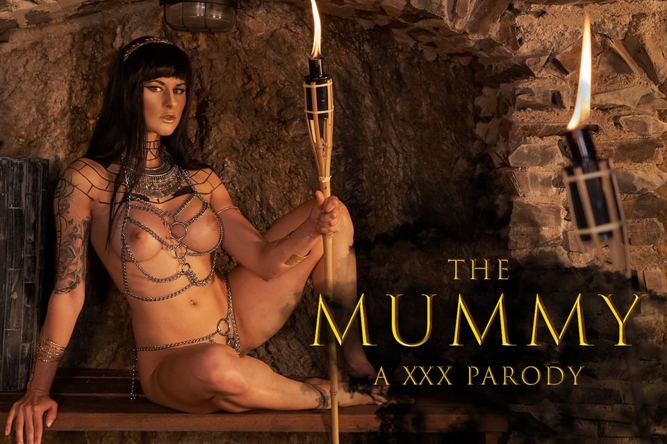 The Mummy A XXX Parody with Billie Star – VRCosplayX