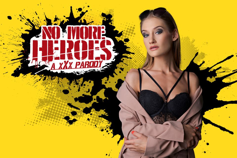 No More Heroes A XXX Parody with Tiffany Tatum – VRCosplayX