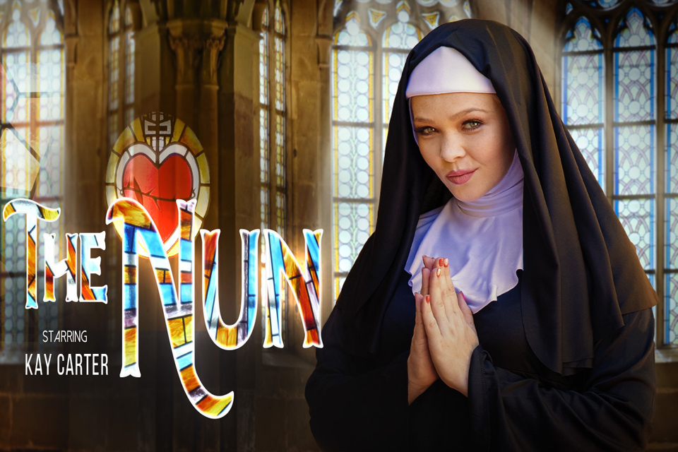 The Nun with Kay Carter – VRBangers