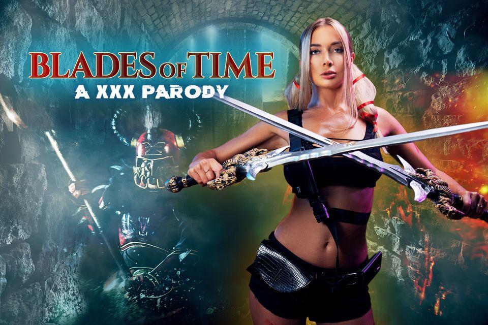Blades of Time A XXX Parody with Polina Maxim – VRCosplayX