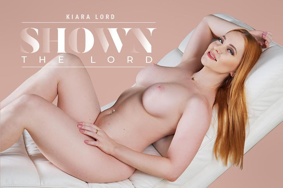 Shown The Lord with Kiara Lord – BaDoinkVR