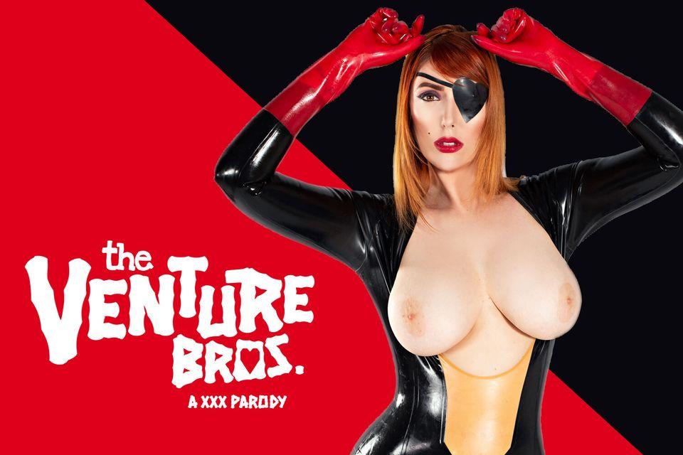 The Venture Bros A XXX Parody with Lauren Phillips – VRCosplayX