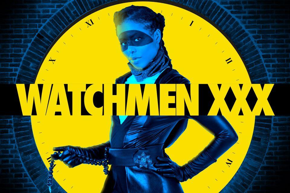 Watchmen: Sister Night A XXX Parody with Kira Noir – VRCosplayX