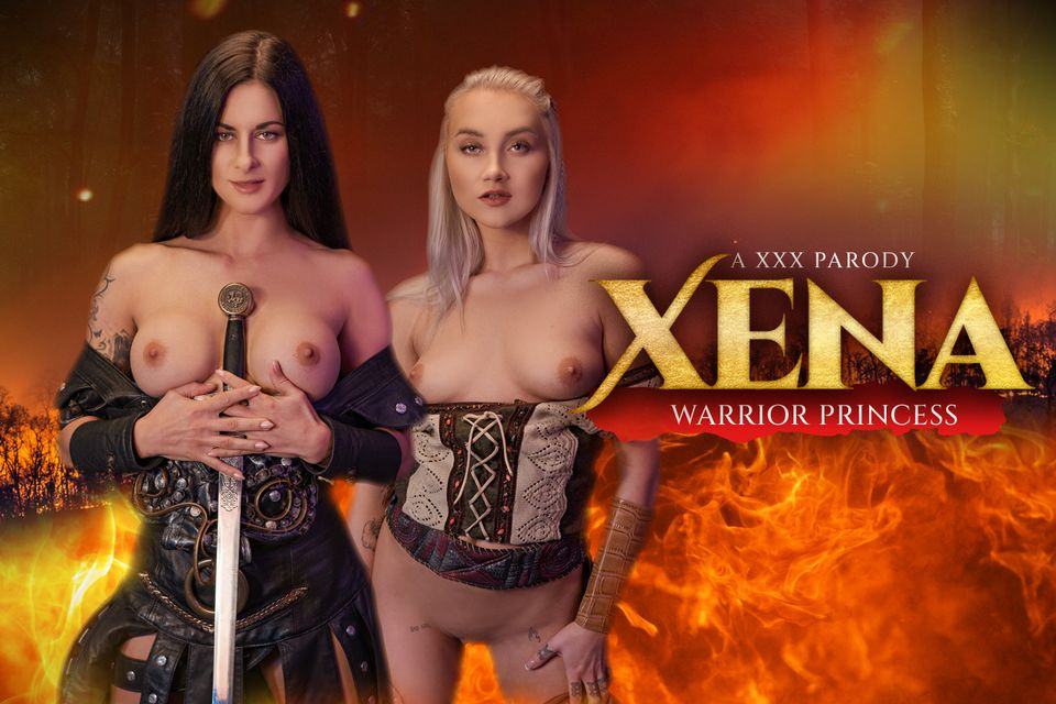 Xena Warrior Princess A XXX Parody with Marilyn Sugar & Billie Star – VRCosplayX