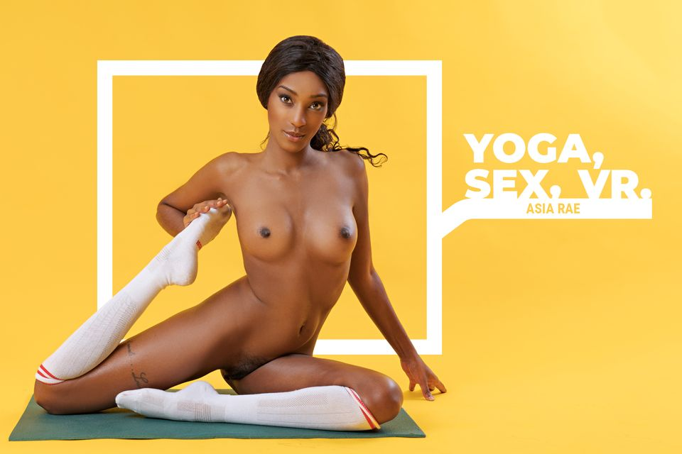 Yoga, Sex, VR. with Asia Rae – BaDoinkVR