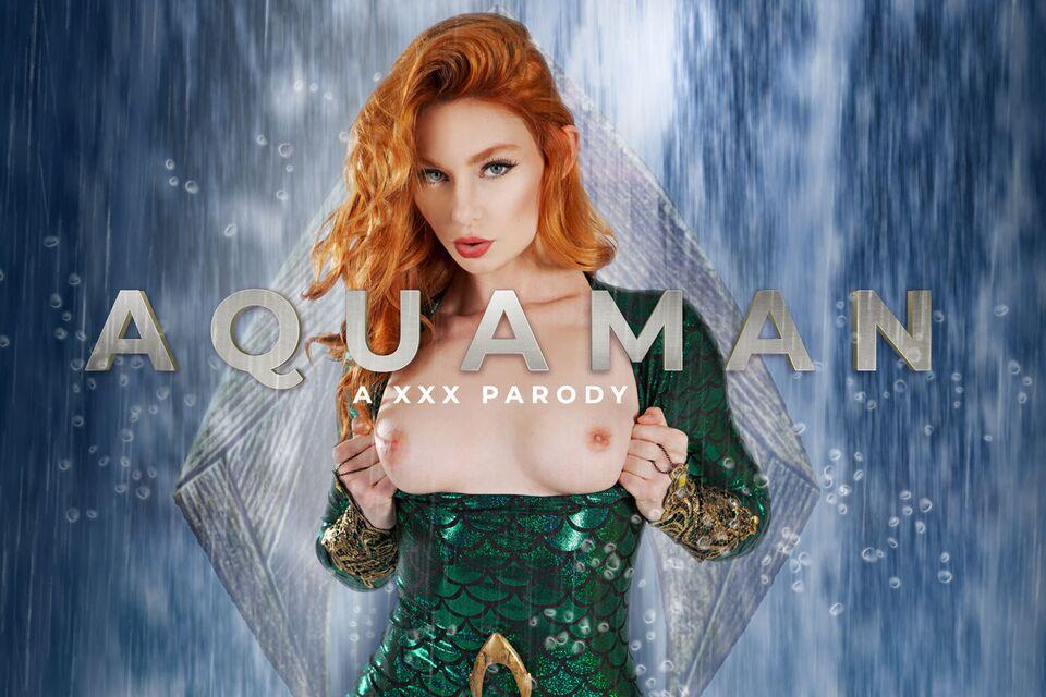 Aquaman: Mera A XXX Parody with Lacy Lennon – VRCosplayX