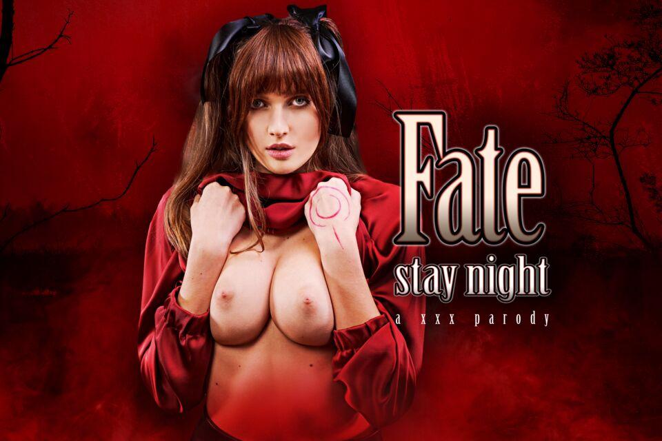 Fate Stay Night A XXX Parody with Stacy Cruz – VRCosplayX