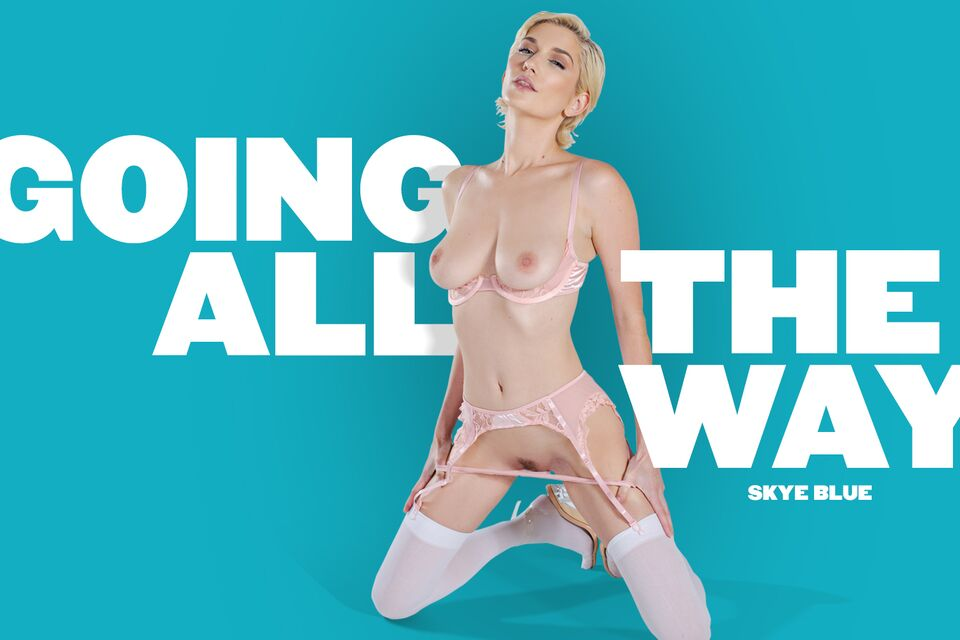 Going All The Way with Skye Blue – BaDoinkVR