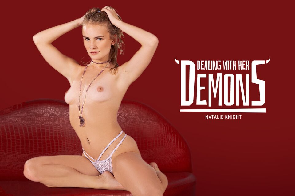 Dealing with Her Demons with Natalie Knight – BaDoinkVR